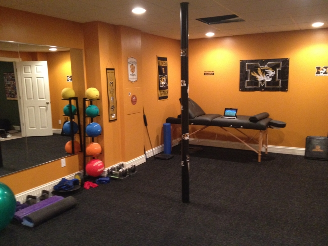 PEM home gym matting