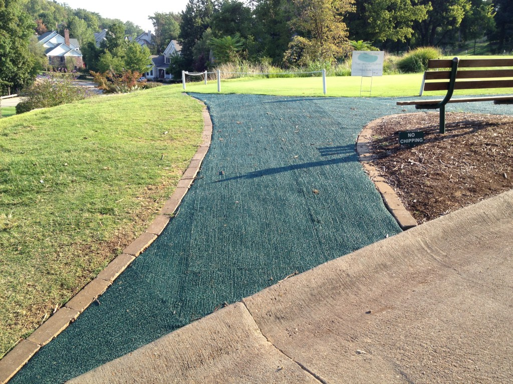 putting green matting
