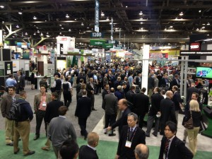 PEM at the 2012 Golf Industry Show