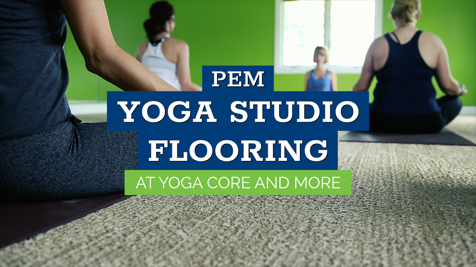 Yoga Studio Flooring