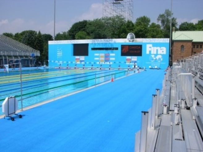 Pem Surface Aquatic Matting Pool Deck Mats Amp Flooring
