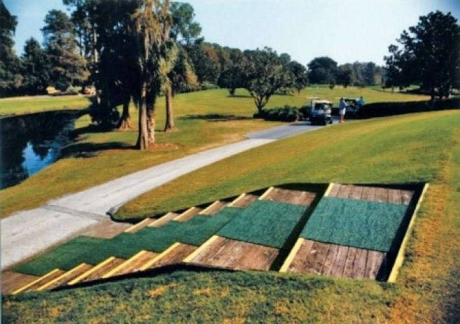 Pem Surface Golf Course Walkway Amp Bridge Mats