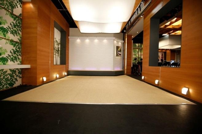 Pem Surface Yoga Flooring
